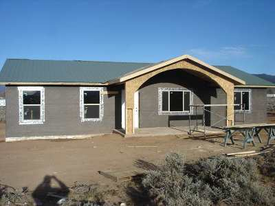 Taos Single Family Home For Sale: * Sebastian Rd