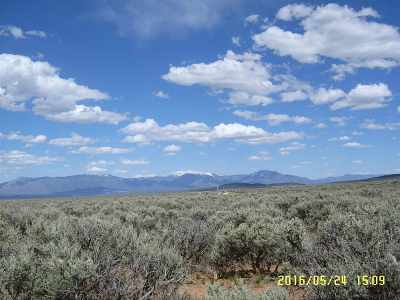 Taos Residential Lots & Land Active-Extended: Cielo Grande Road