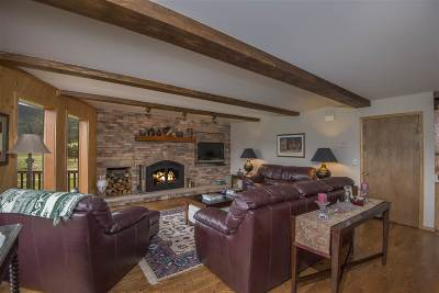 Angel Fire Single Family Home Active-Price Changed: 260 Nm Hwy 120
