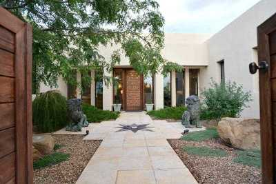 Taos County Single Family Home Active-Price Changed: # 1002 Camino Del Monte