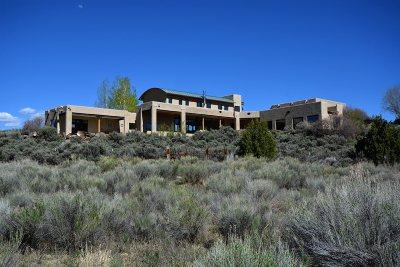 Taos County Single Family Home Active/Under Contract: 72 Thomas H. Romero Road