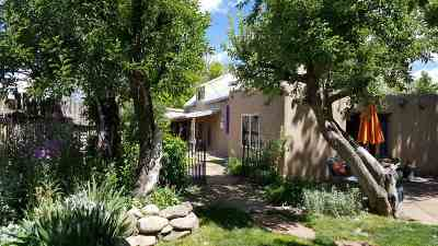 Ranchos De Taos NM Single Family Home Sold: $321,000