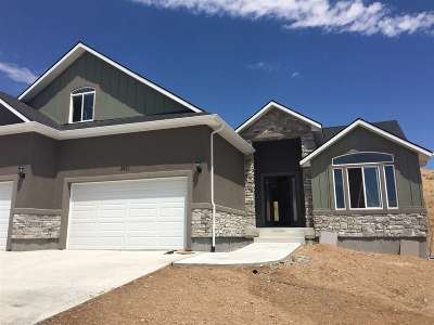 Elko Single Family Home For Sale: 2421 Puccinelli Parkway