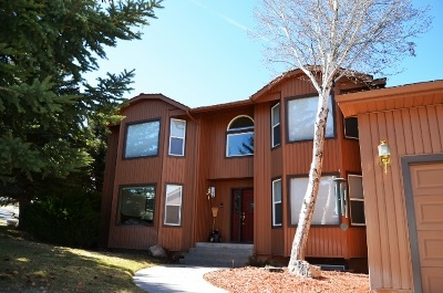 Lamoille Single Family Home For Sale: Mountain View Dr