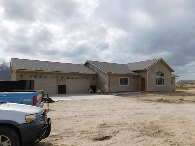 Spring Creek NV Single Family Home Under Cont-Take Backups: $262,900
