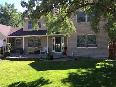 Wells Single Family Home For Sale: 424 S Shoshone