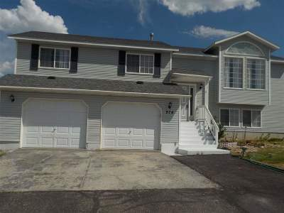 Spring Creek NV Single Family Home Under Cont-Take Backups: $254,900