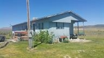 Elko County Manufactured Home For Sale: 737 Meadow View Drive