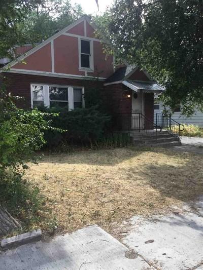 Elko NV Single Family Home For Sale: $169,000