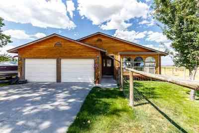 Lamoille Single Family Home For Sale: School Ln.