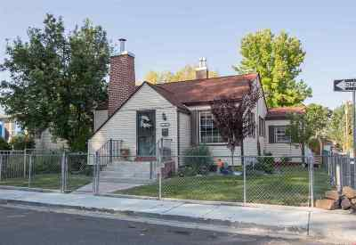Elko Single Family Home Under Cont-Take Backups: 552 11th Street