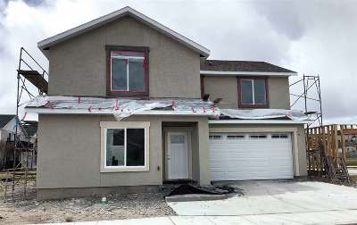 Elko Single Family Home For Sale: 2656 Copper Trail