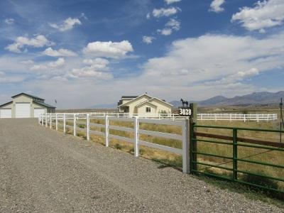 Lamoille Single Family Home For Sale: 3028 El Mirador Way