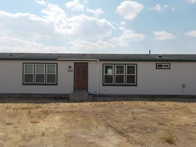 Spring Creek NV Manufactured Home Under Contract: $210,000