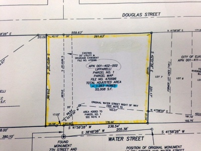 Residential Lots & Land For Sale: 700 Water St.