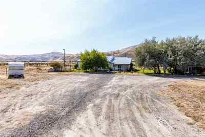 Elko Single Family Home Under Cont-Take Backups: 7015 Frontier Dr