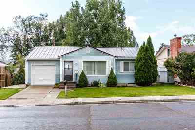 Elko Single Family Home For Sale: 187 W Maple