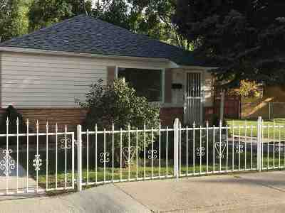 Elko Single Family Home For Sale: 844 Lincoln Ave