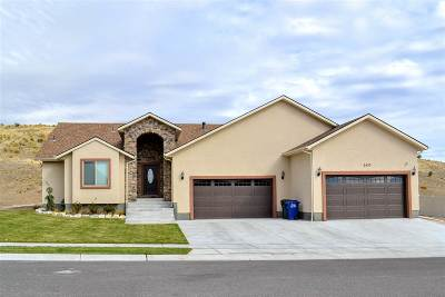 Elko Single Family Home For Sale: 2433 Puccinelli Parkway