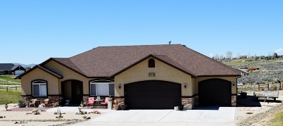 Spring Creek NV Single Family Home Under Cont-Take Backups: $285,000