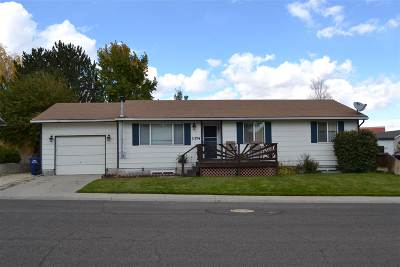 Elko Single Family Home For Sale: 1374 W Chaparral Drive