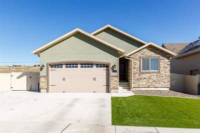 Elko Single Family Home Under Contract: 3870 Snowy River