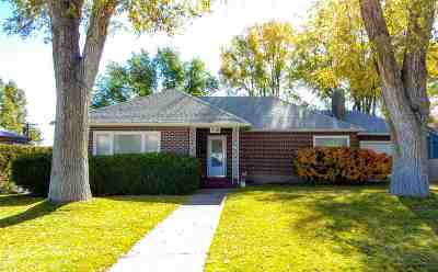 Elko Single Family Home For Sale: 736 Oak Street