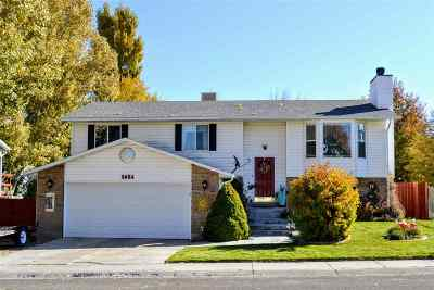 Elko Single Family Home Under Cont-Take Backups: 2654 Shadow Ridge Dr
