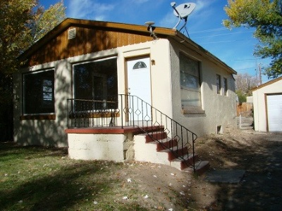 Carlin NV Single Family Home For Sale: $77,500