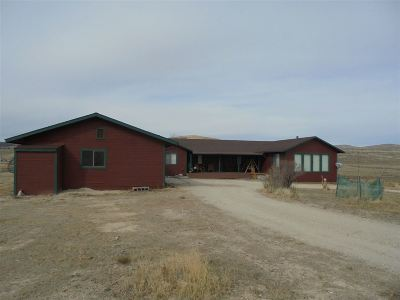 Elko County Single Family Home For Sale: 289 Pony Express Way
