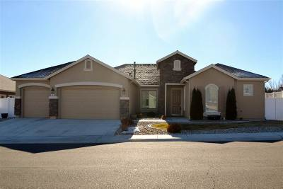 Elko Single Family Home For Sale: 922 Benti Way