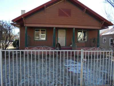 Elko Single Family Home Under Contract: 786 Juniper St