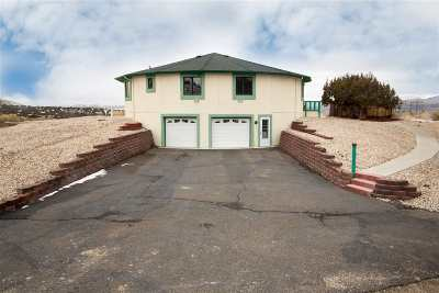 Elko Single Family Home For Sale: 440 Elko Vista Dr.
