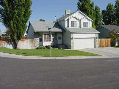 Elko Single Family Home For Sale: 601 Pinecone Circle