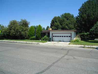 Elko Single Family Home Under Contract: 1500 Sewell Dr
