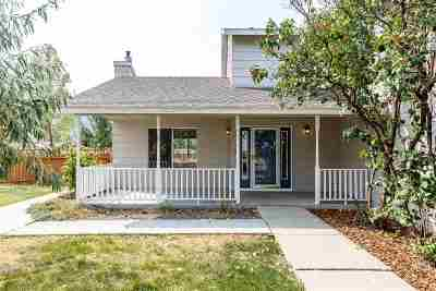 Spring Creek Single Family Home For Sale: 794 Thorpe