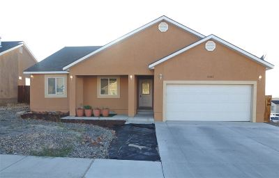 Elko Single Family Home For Sale: 2331 Liberty Dr