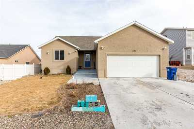 Elko Single Family Home For Sale: 1635 Winchester Dr.