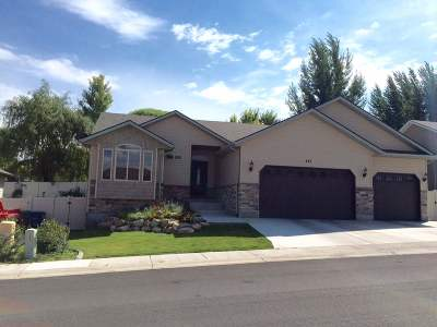 Elko Single Family Home For Sale: Lot 7 Canyon