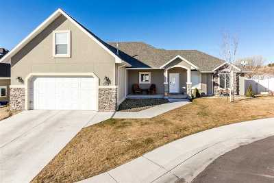 Elko Single Family Home For Sale: 3027 Hailey Ct.