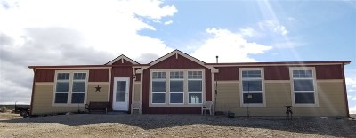 Elko County Manufactured Home For Sale: 3437 Avocet Dr.