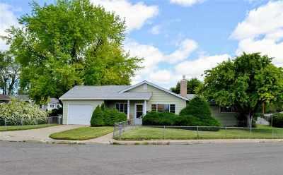 Elko Single Family Home Under Cont-Take Backups: 502 W Birch Street