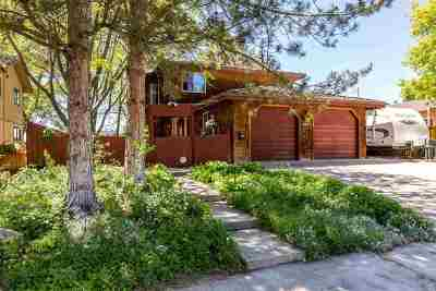 Elko Single Family Home Under Cont-Take Backups: 1189 Sewell Dr.