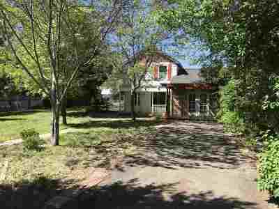 Wells Single Family Home For Sale: 558 5th Street