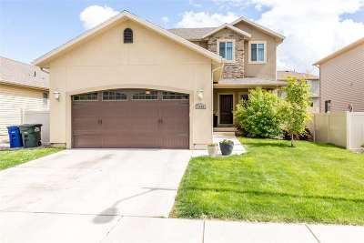 Elko Single Family Home For Sale: 3560 Autumn Colors Drive