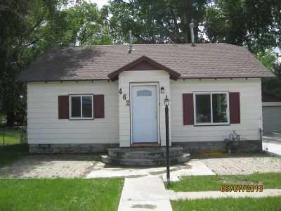 Elko Single Family Home Under Cont-Take Backups: 462 S 9th