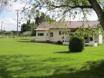 Lamoille Single Family Home For Sale: 540 Lamoille Hwy.