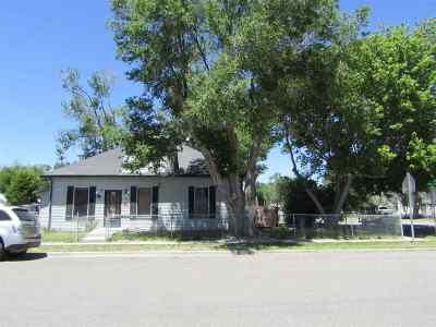 Wells Single Family Home For Sale: 1481 Clover Avenue
