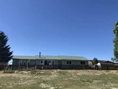 Spring Creek Single Family Home Under Cont-Take Backups: 555 Spring Creek Pkwy