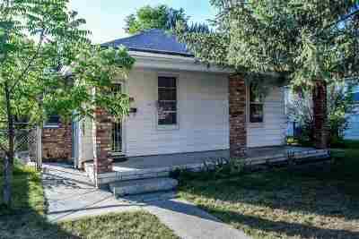 Elko Single Family Home For Sale: 673 Ash St